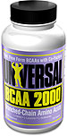 BCAA 2000, 120 капс, Universal Nutrition