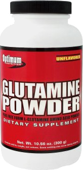 Glutamine Powder 300  гр. Optimum Nutrition
