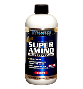 Super Amino Liquid, 474 ml.  Dymatize Nutrition