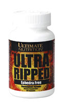 Ultra Ripped 90 капс. Ultimate Nutrition