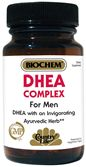 DHEA COMPLEX FOR MEN, 60 капс. Country Life